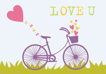 love card design. vector illustration Vector