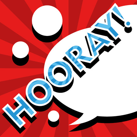 Comic speech bubbles for different emotions and sound effects. Vector illustration