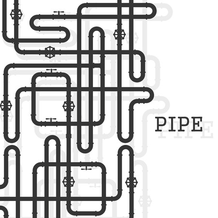 The elements of the pipeline. Illustration