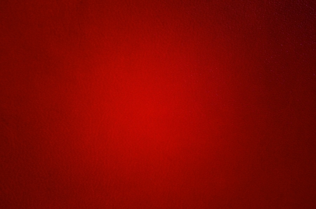 Red leather background