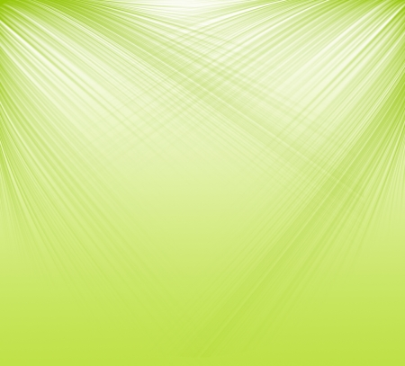 green abstract bright background