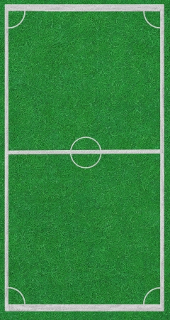 football field Stock Photo - 17812834