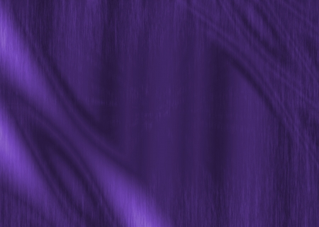 Purple fabric abstract grunge texture background Stock Photo
