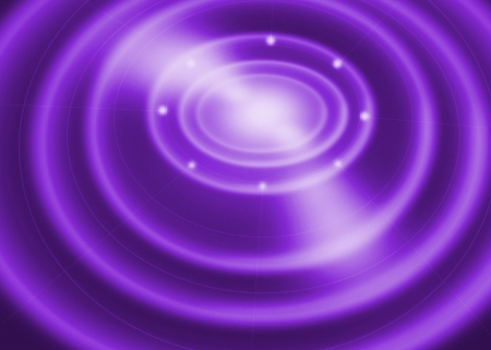 abstract wave light, purple background Stock Photo - 19140620