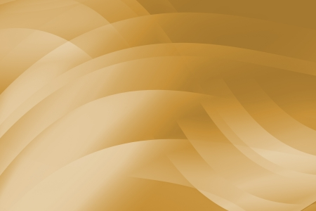 Brown abstract design with wavy and curve Stock Photo