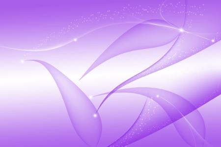 Purple abstract with wavy and curve background photo