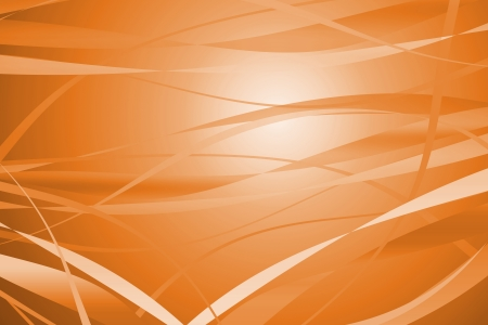 Orange abstract with lines background