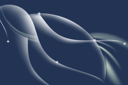 navy blue background: abstract curve lines texture navy blue background Stock Photo