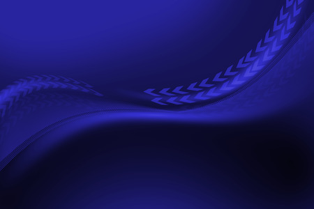 abstract lines texture blue background Stock Photo