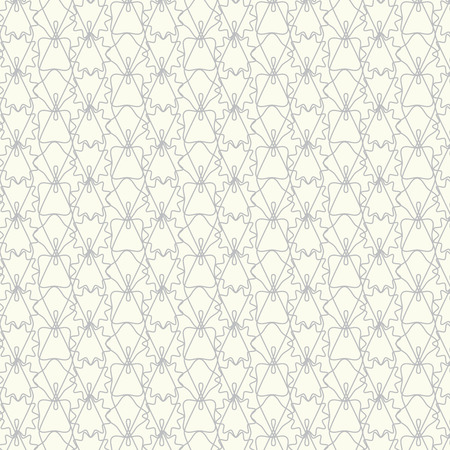 abstract lines seamless pattern background Vector
