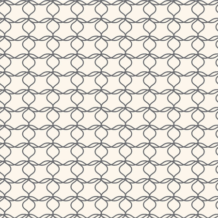 Seamless pattern lines vector background