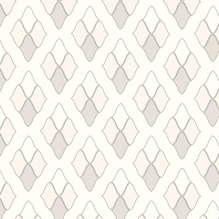 seamless vector two tone geometric pattern background Vector