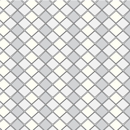 abstract vector pattern geometric tile, rhombuses  background Vector