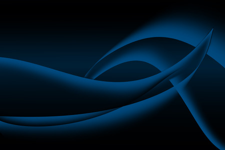 navy blue background: abstract curve and wavy texture navy blue background