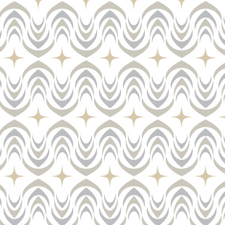 Seamless pattern curve two tone color background