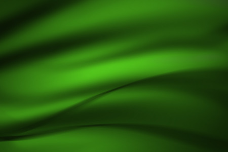 slant: Green abstract curve  background