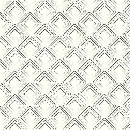 vector seamless pattern geometric tiles rhombus background Illustration