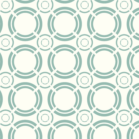 vector seamless pattern geometric circle background