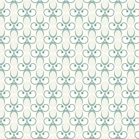 abstract seamless pattern curve geometrical background