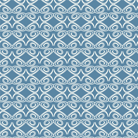 abstract swirls: abstract seamless pattern lines curve vector background