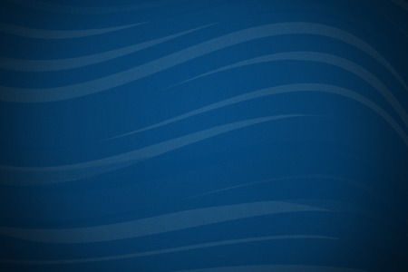 navy blue background: navy blue abstract line and wavy background Stock Photo