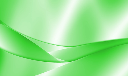 curve line: Green abstract line and curve background Stock Photo