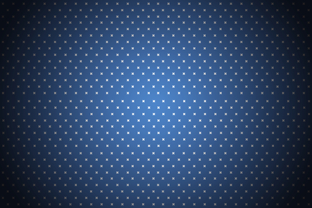azul marino: Resumen patrón floral ilustración vectorial en el fondo azul marino