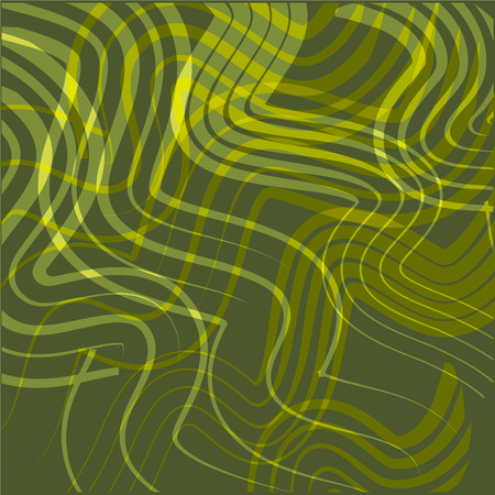 curve line: Yellow abstract line and curve background
