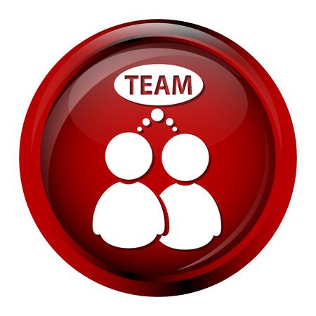 people icon: People icon, people teamwork icon