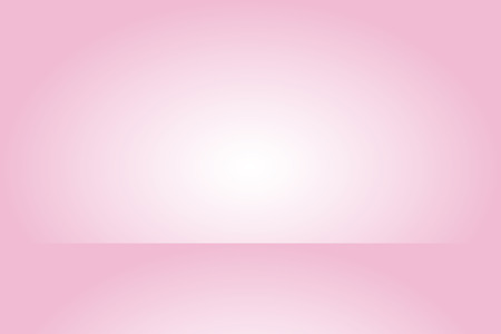 Abstract blurred color on pink background, vector studio background Illustration