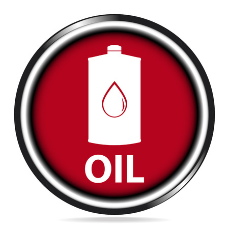 lubricant: Lubricant icon on red button