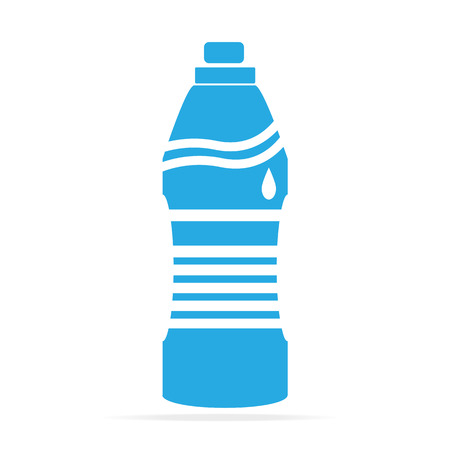Bottle icon vector illustration - container