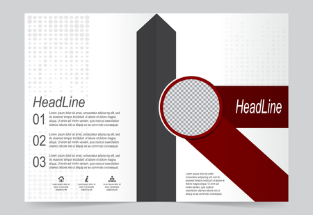 Cover template background, flyer design. Abstract template for annual business report, poster