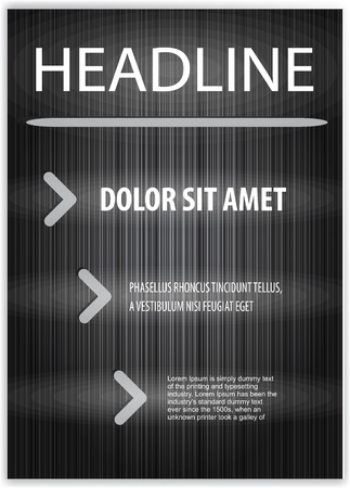 cover: book cover presentation Illustration