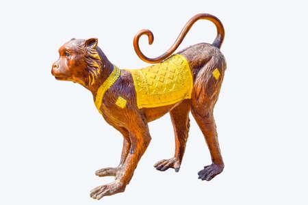 mouse: One monkey statue Twelve Zodiac