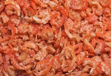 Small dry shrimp Stock Photo - 7487036