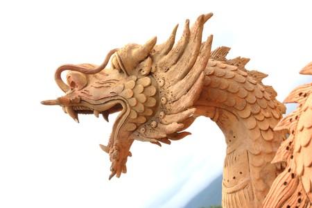 The dragon photo