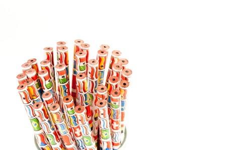 Bunch of Pencils photo