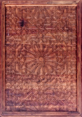 Morocco Style Wood Carve photo