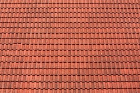 Modern tiles roof photo