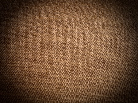 Brown fabric background Imagens