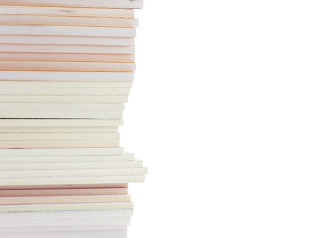 Stack of Small Books photo