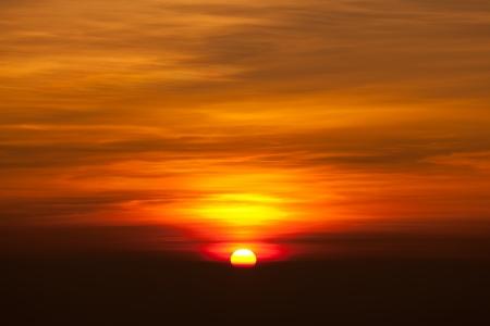 Sunrise op First Sight