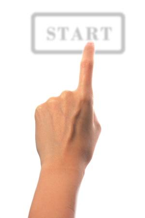 Hand Start photo