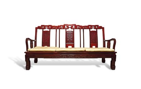 silla de madera: Chino silla de madera