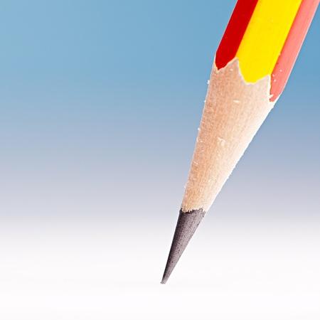 Pencil tip Stock Photo - 12782847