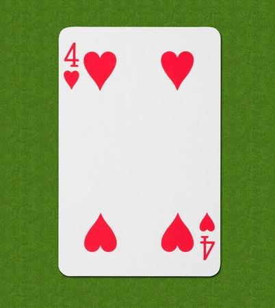 aces: Play Card Heart