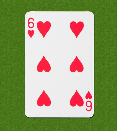 Play Card Heart Stock Photo Picture And Royalty Free Image Image