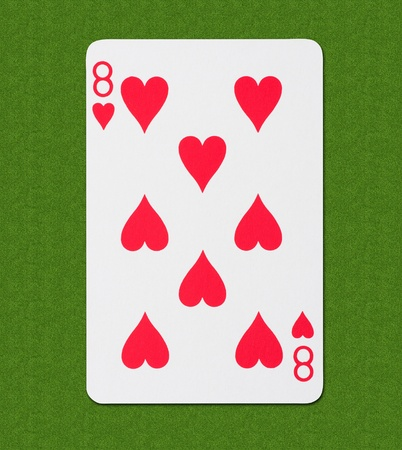 Play Card Heart Stock Photo - 13283061