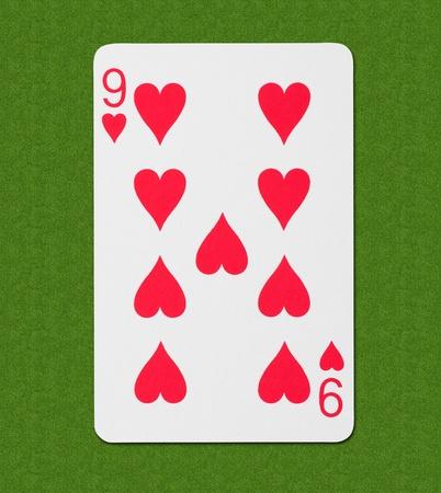 Play Card Heart Stock Photo - 13283073